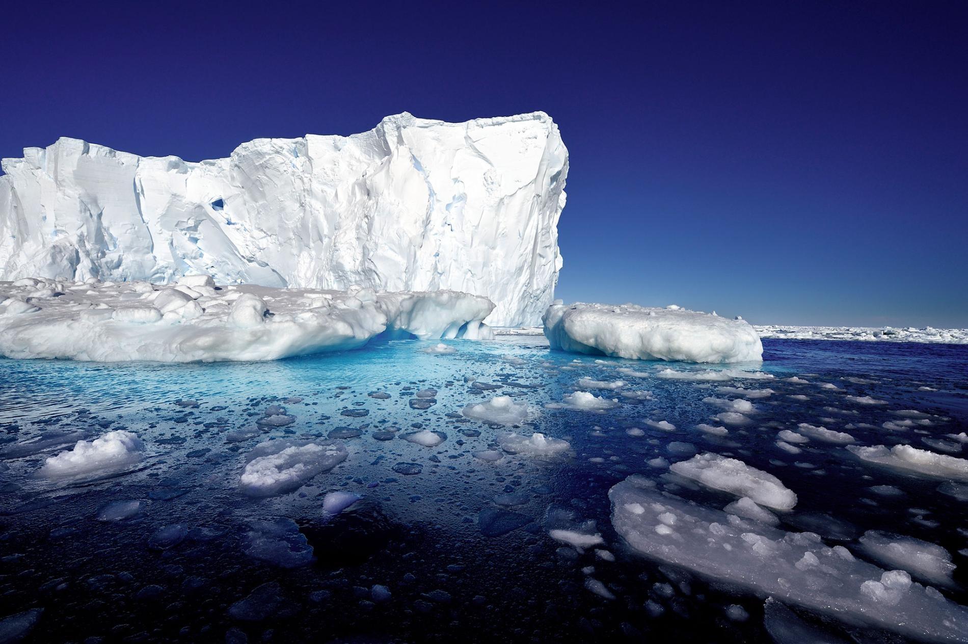 Ndryshimet klimatike, qershori muaji ku akujt u shkrinë në kohë rekord