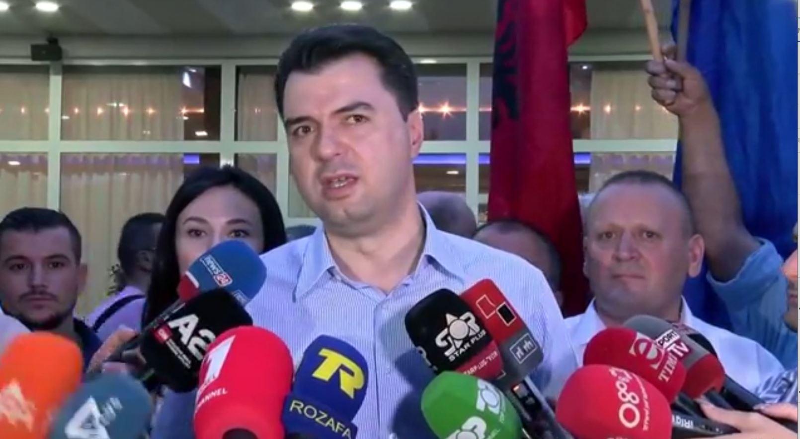 Basha në Shkodër: Refuzimi i 30 Qershorit, përgjegjësi e PD