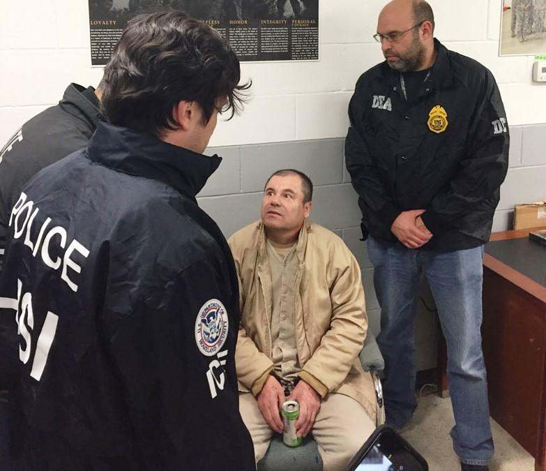 El Chapo dënohet me burg përjetë dhe gjobë 12.6 mld dollarë