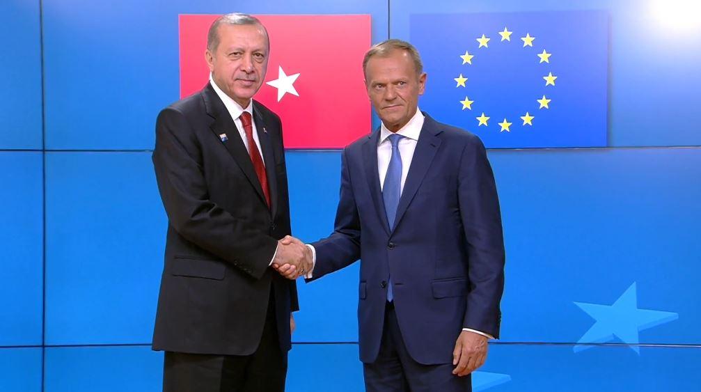 BE, sanksione Turqisë për kërkimet në brigjet e Qipros