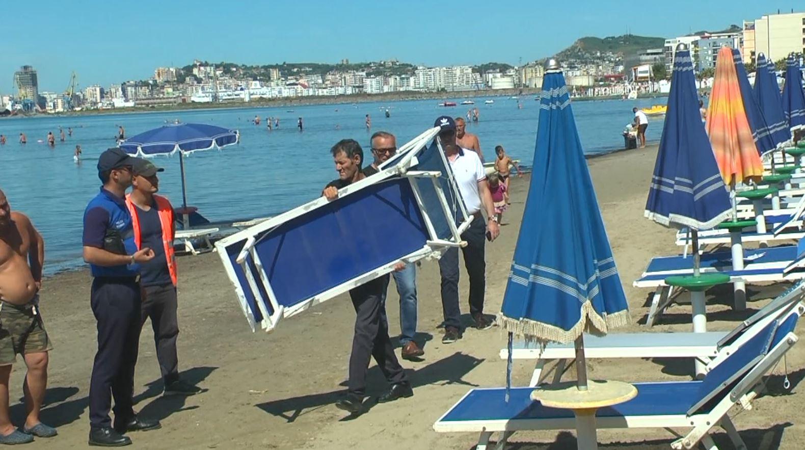 Task Forca e Durrësit në terren për të kontrolluar plazhet