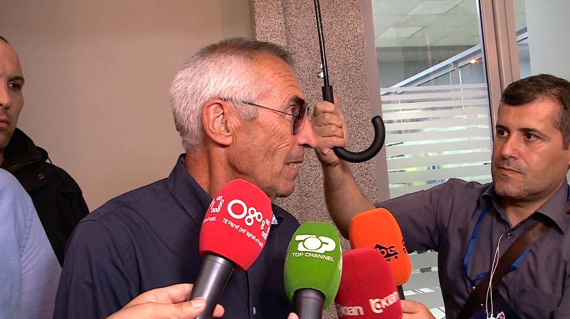Edi Reja: Partizani luajti mirë ndaj Karabag