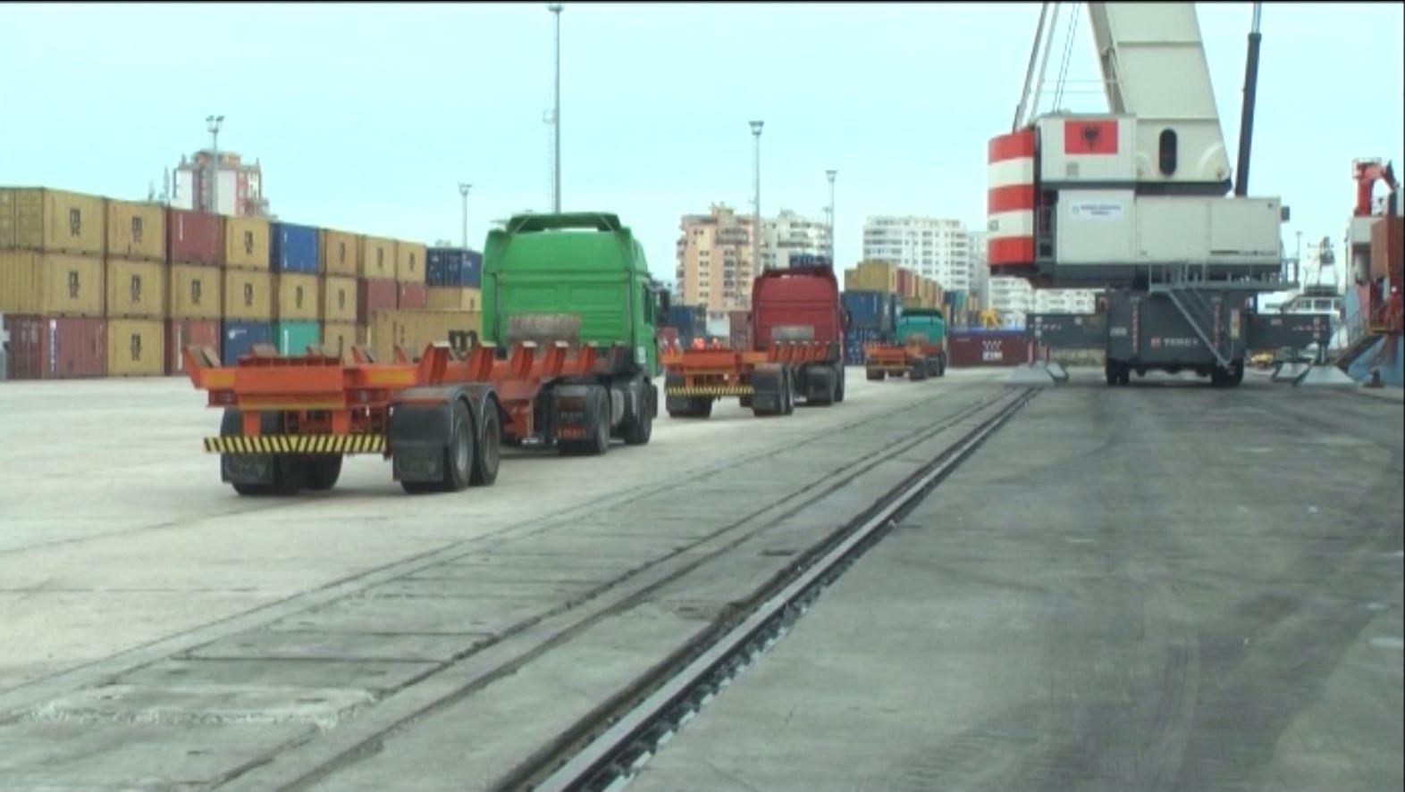 Bien eksportet dhe importet