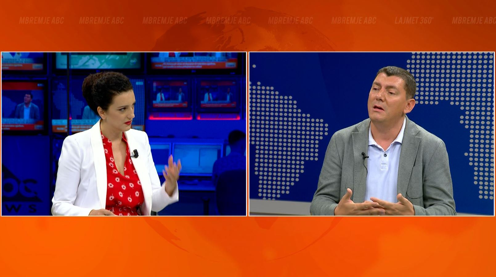 Erl Murati i ftuar në Mbrëmje ABC