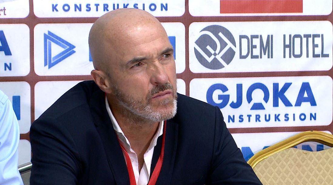 Franko Lerda: Rezultati ishte i drejtë, besoj tek kualifikimi