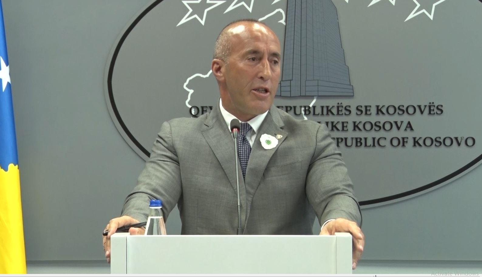 """""""Russia 24 Tv"""" publikon lojën telefonike të dy komikëve rusë me Haradinajn"""