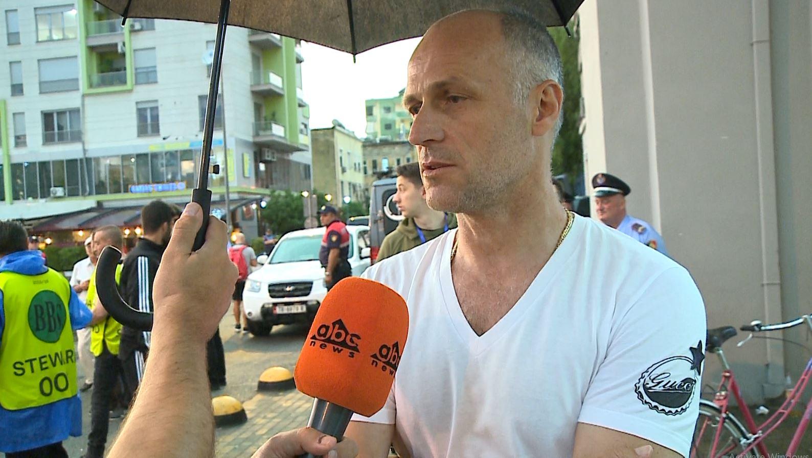 Artim Shaqiri, kërkues ndaj Partizanit