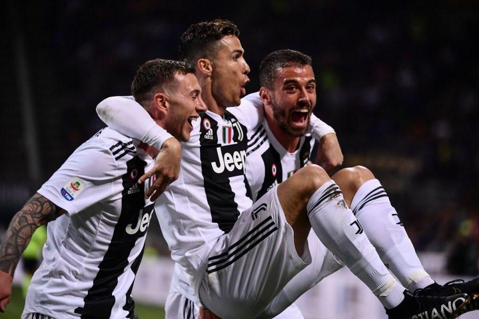 Juventus mund Interin