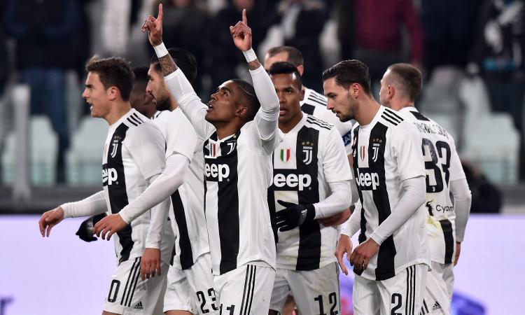 Pikëpyetjet te Juventusi, pesë lojtarë me valixhe në duar