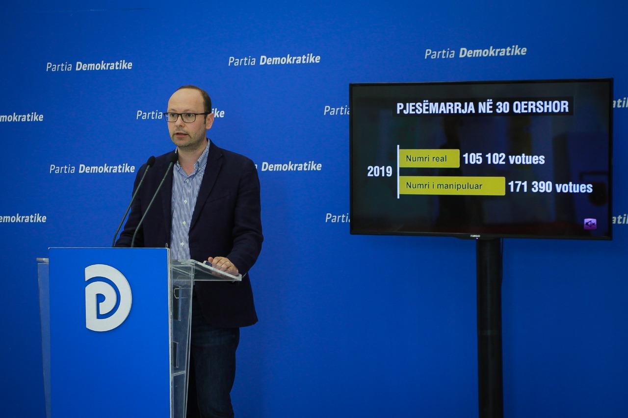 PD akuzon mazhorancën për blerje dhe manipulim votash