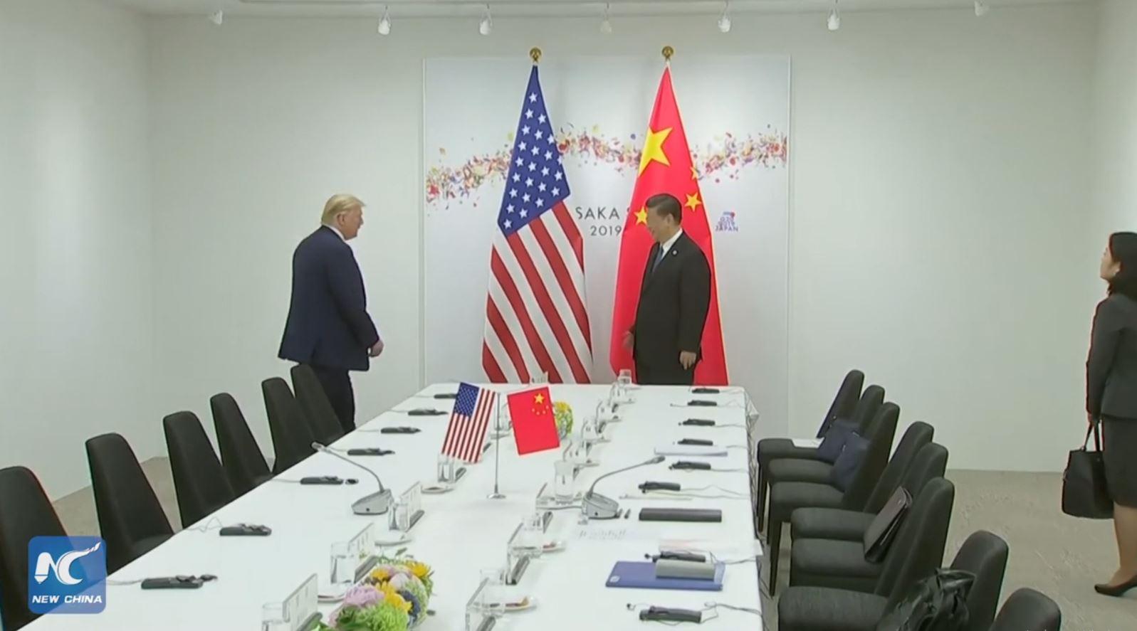 Lufta tregtare Pekin – Uashington vazhdon
