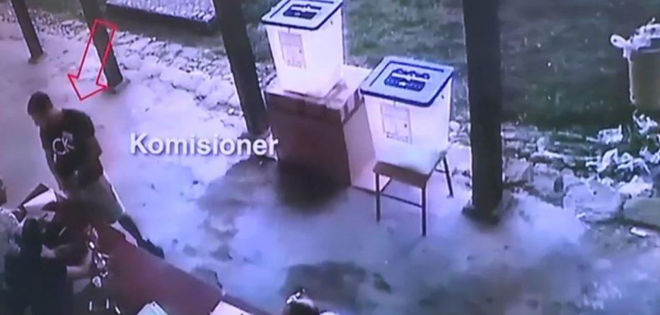PD bën publike videon: Si i mbushën komisionerët kutitë e votimit
