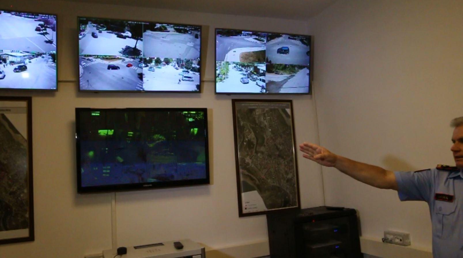 Kukësi nën vëzhgimin e kamerave, sistemi kontrollon gjithçka