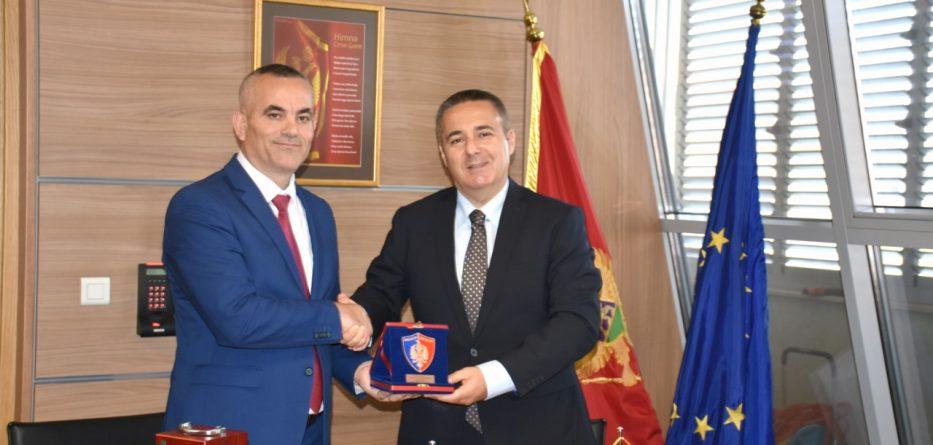 Sezoni turistik, policia shqiptare bashkëpunimi me atë malazeze