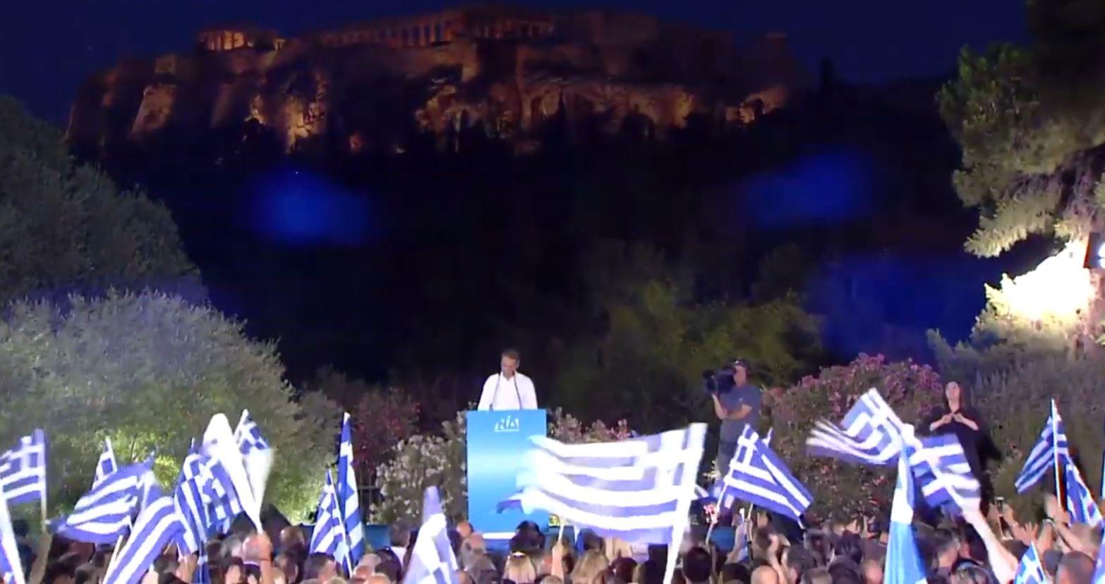 Greqia kthen djathtas/ Qeveria e Micotaqis e para monopartiake që nga fillimi i krizës