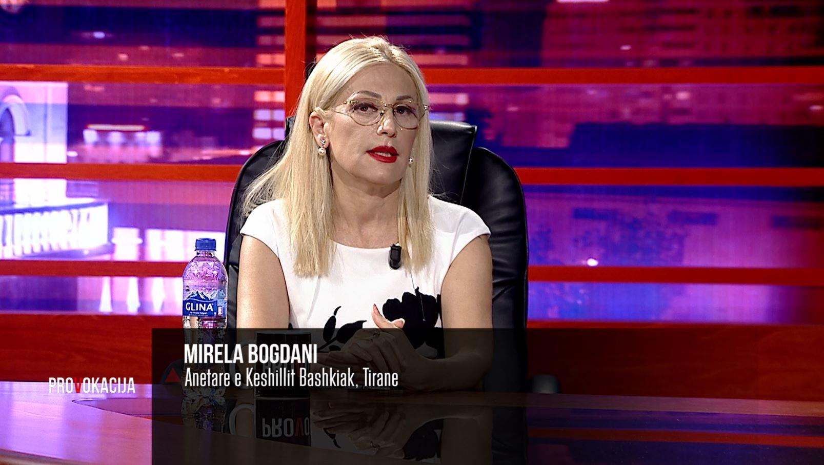 """Mirela Bogdani: Qeverisja aktuale një """"neodiktaturë"""", monitoron punonjësit"""