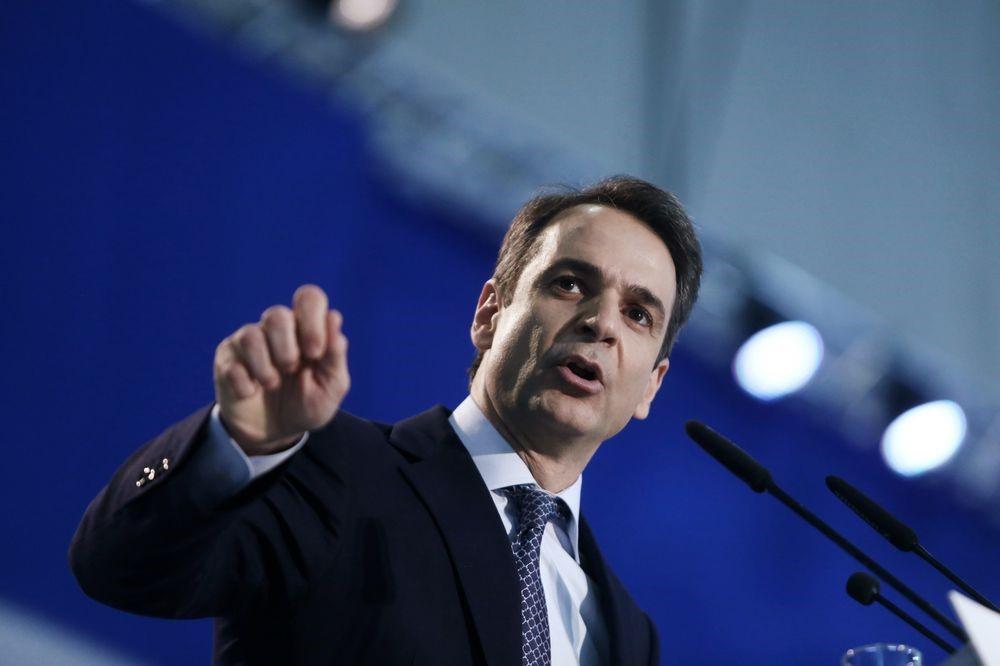 Greqi, shpallet qeveria e re e Mitsotakis