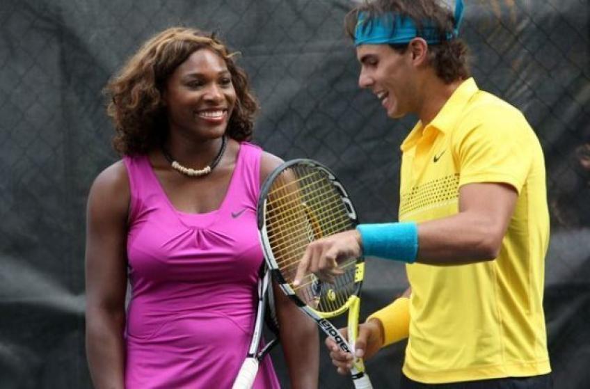 Williams e Nadal synojnë rekordet