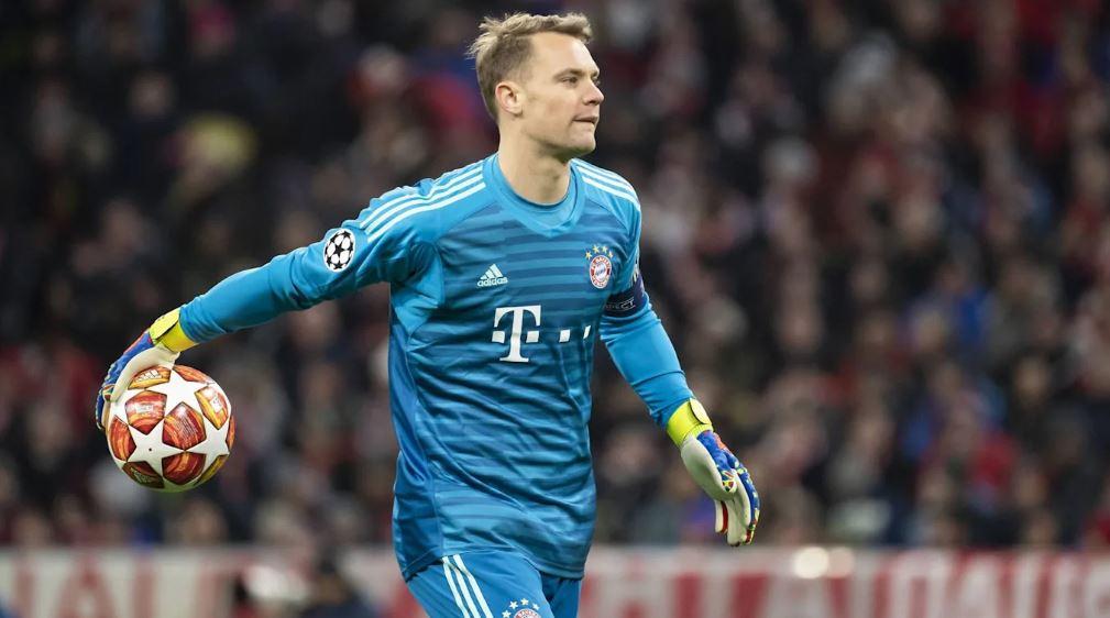 Neuer nuk është i kënaqur tek Bayern