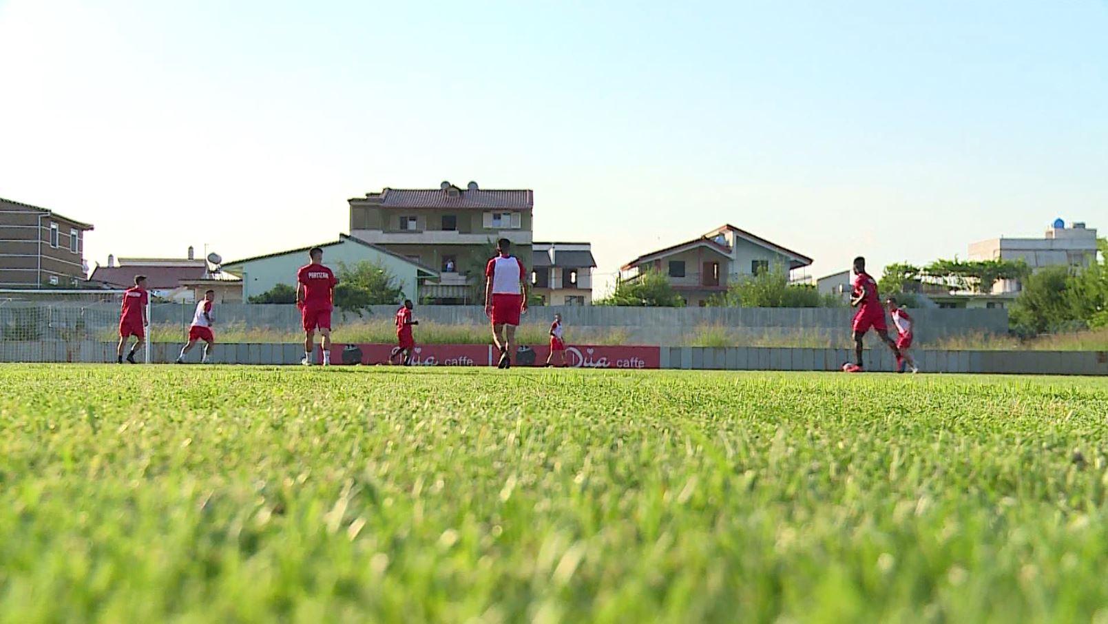 Partizani synon një kualifikim të vështirë në ligën e kampioneve