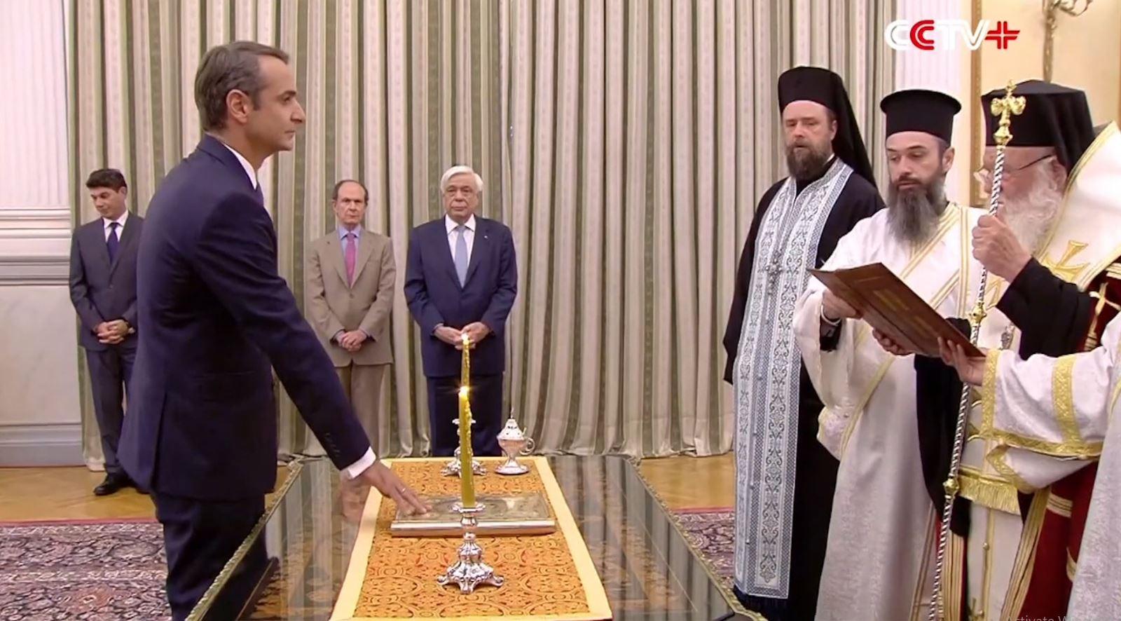 Betohet qeveria e re greke, të mërkurën mbledhja e parë