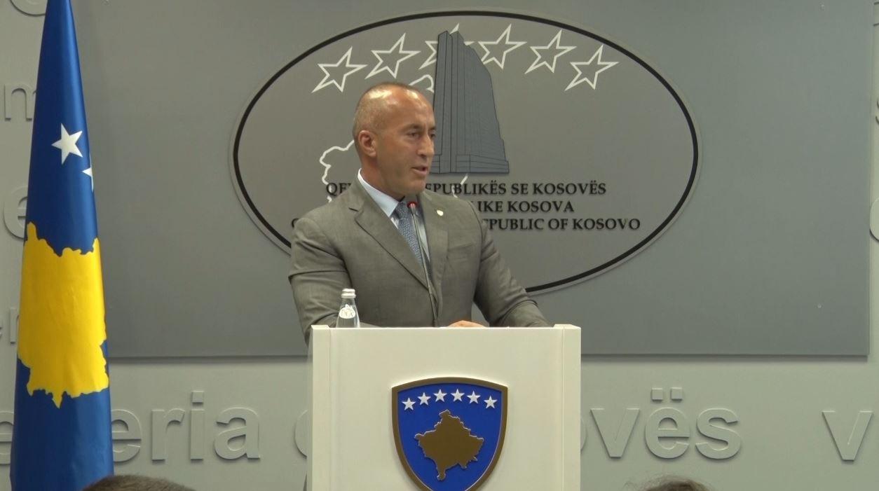 Haradinaj i drejtohet Gjykatës Kushtetuese për kompetencat e qeverisë tranzitore