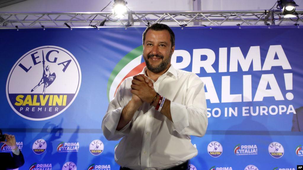 Salvini: Nuk kemi marrë financime të fshehta nga Rusia