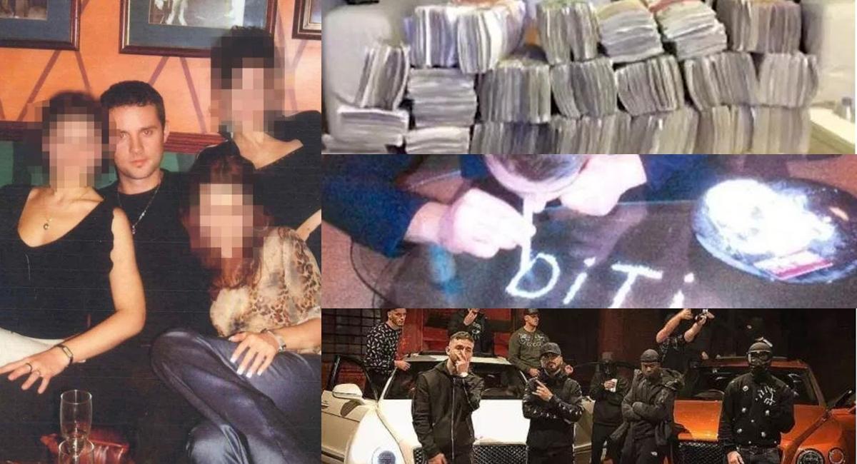 Tufa me para dhe femra, shqiptarët në Britani bosët e kokainës