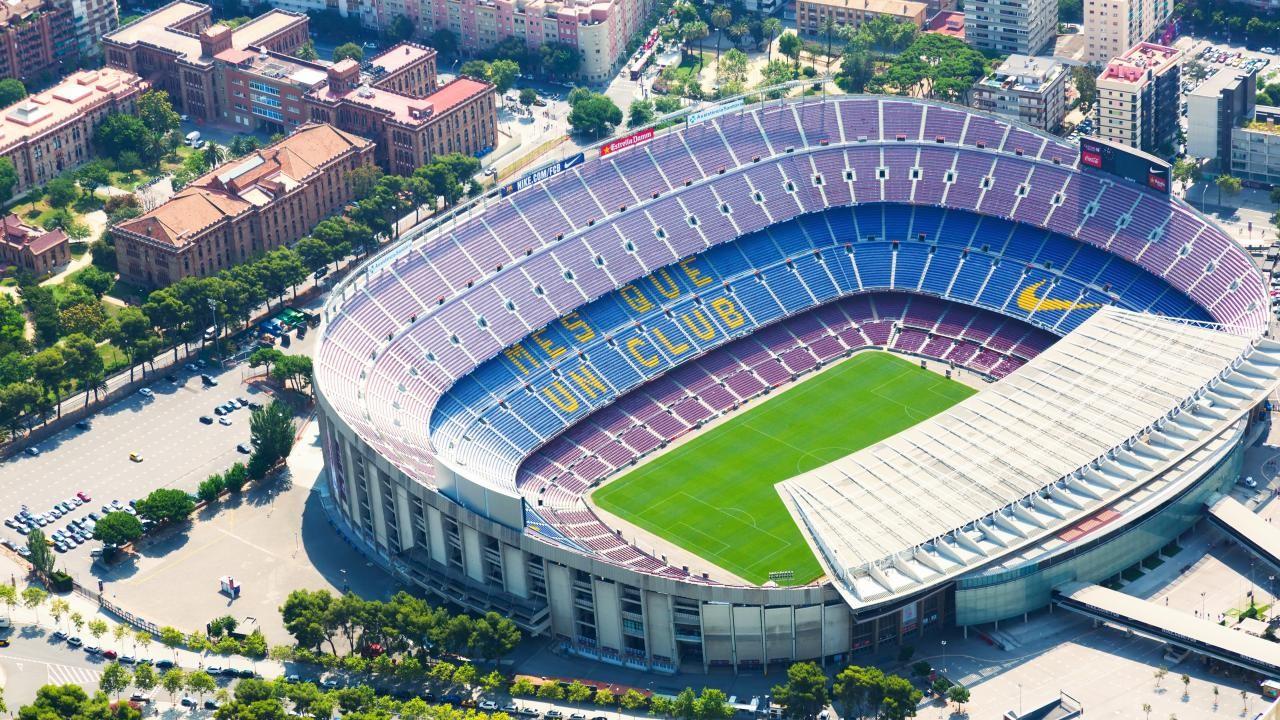 Investimi gjigant në Camp Nou