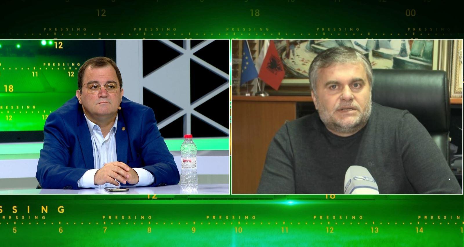 Takaj akuzon Prodanin si armik të klubit, ish-sekretari i FSHF-së: Jo e vërtetë