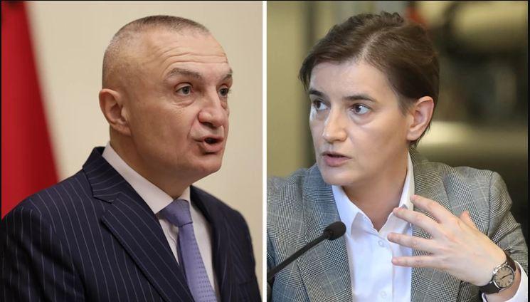 Mediat serbe, kryeministrja Brnabiç reagon ndaj fjalës së Metës