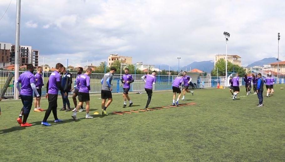 Tirana niset për fazë përgatitore në Ohër