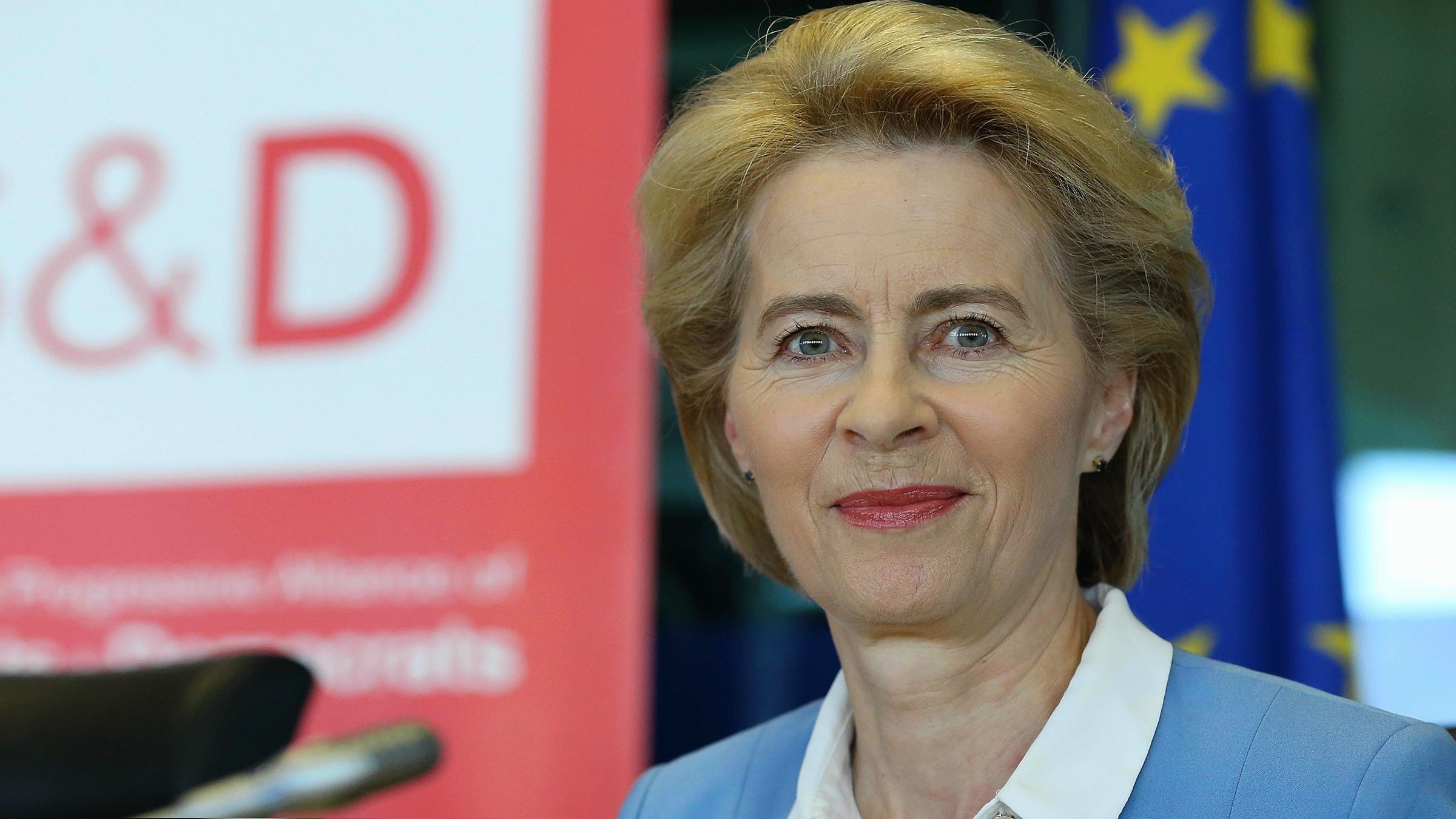 Von Der Leyen bëhet Presidente e Komisionit Europian
