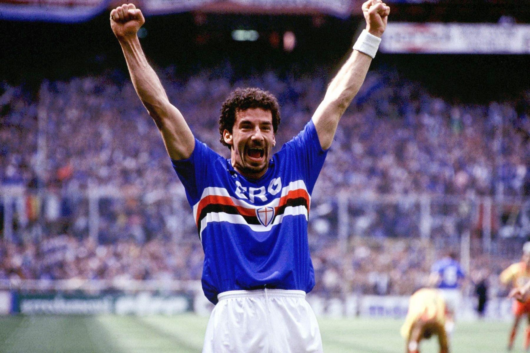 Legjenda italiane Gianluca Vialli pranë blerjes së Sampdorias