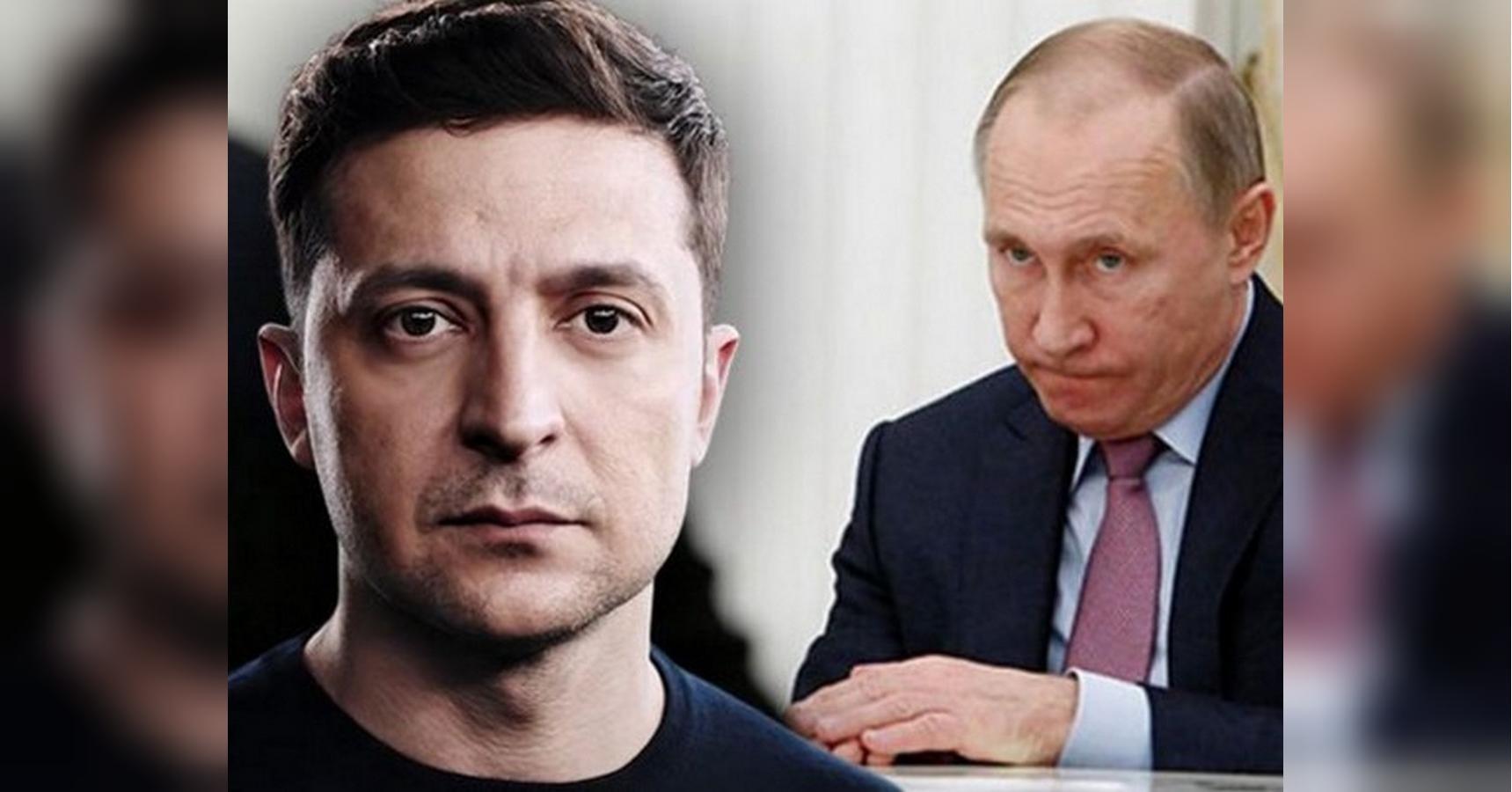 Zelenski ofertë Putinit: Të diskutojmë kujt i takon Krimea