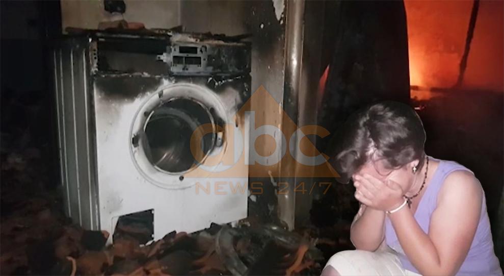 Shpërthimi i shkatërroi shtëpinë, nusja mes lotësh: Jam në qiell të hapur