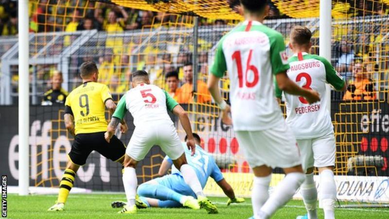 Bundesliga gjermane, gola pa fund në javën e parë