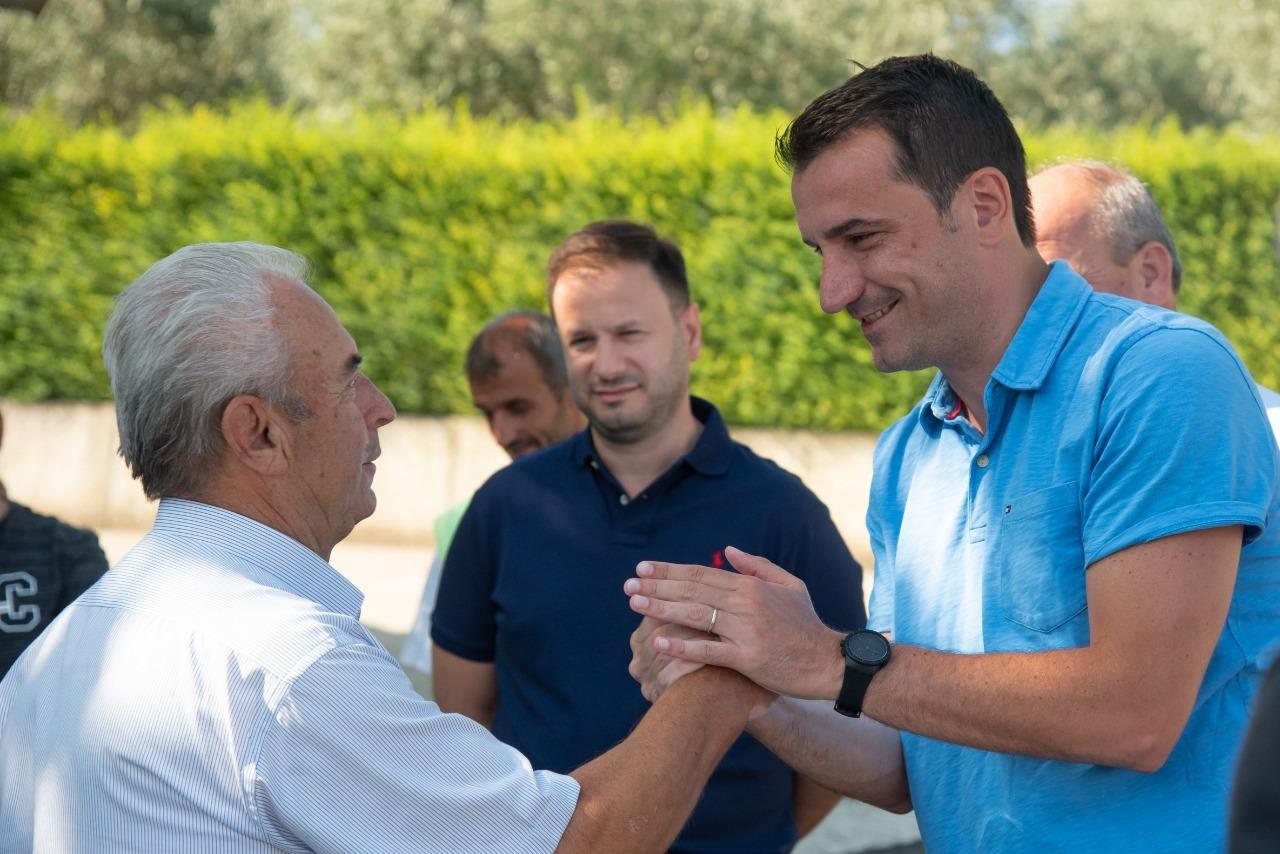 Lagjia e re në Ndroq, bashkia e Tiranës përfundon punimet