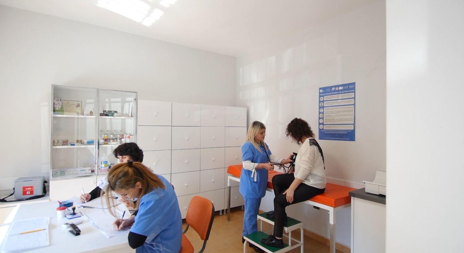 Shërbimet sociale do integrohen në qendrat shëndetësore