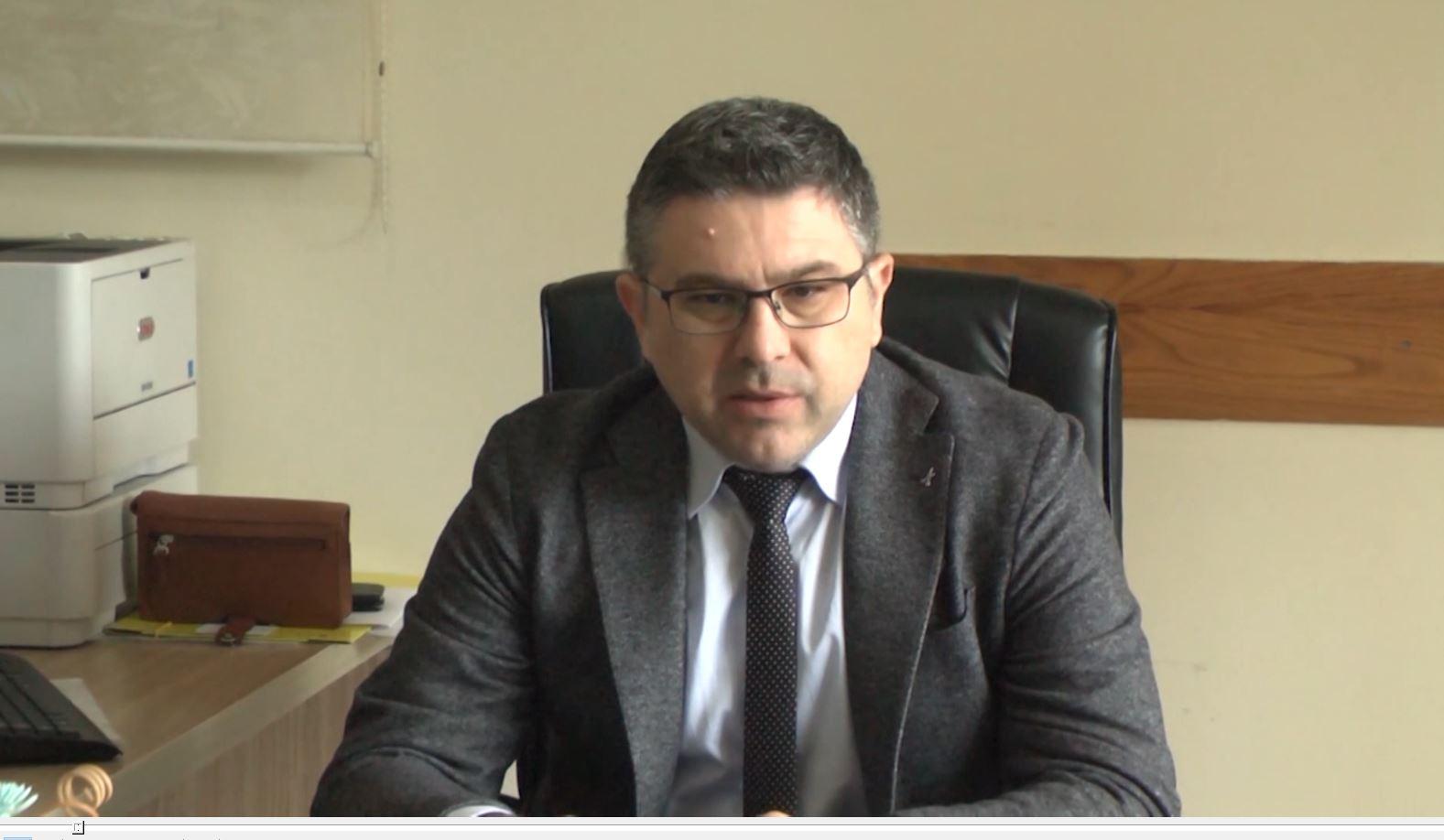 Detyrim paraqitjeje për nëndrejtorin e ALUIZNI-t Arben Isaku