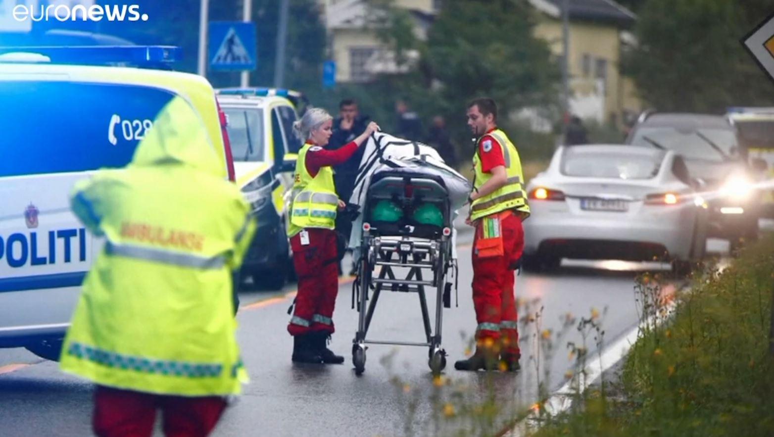 Norvegji, sulm me armë në një xhami në Oslo