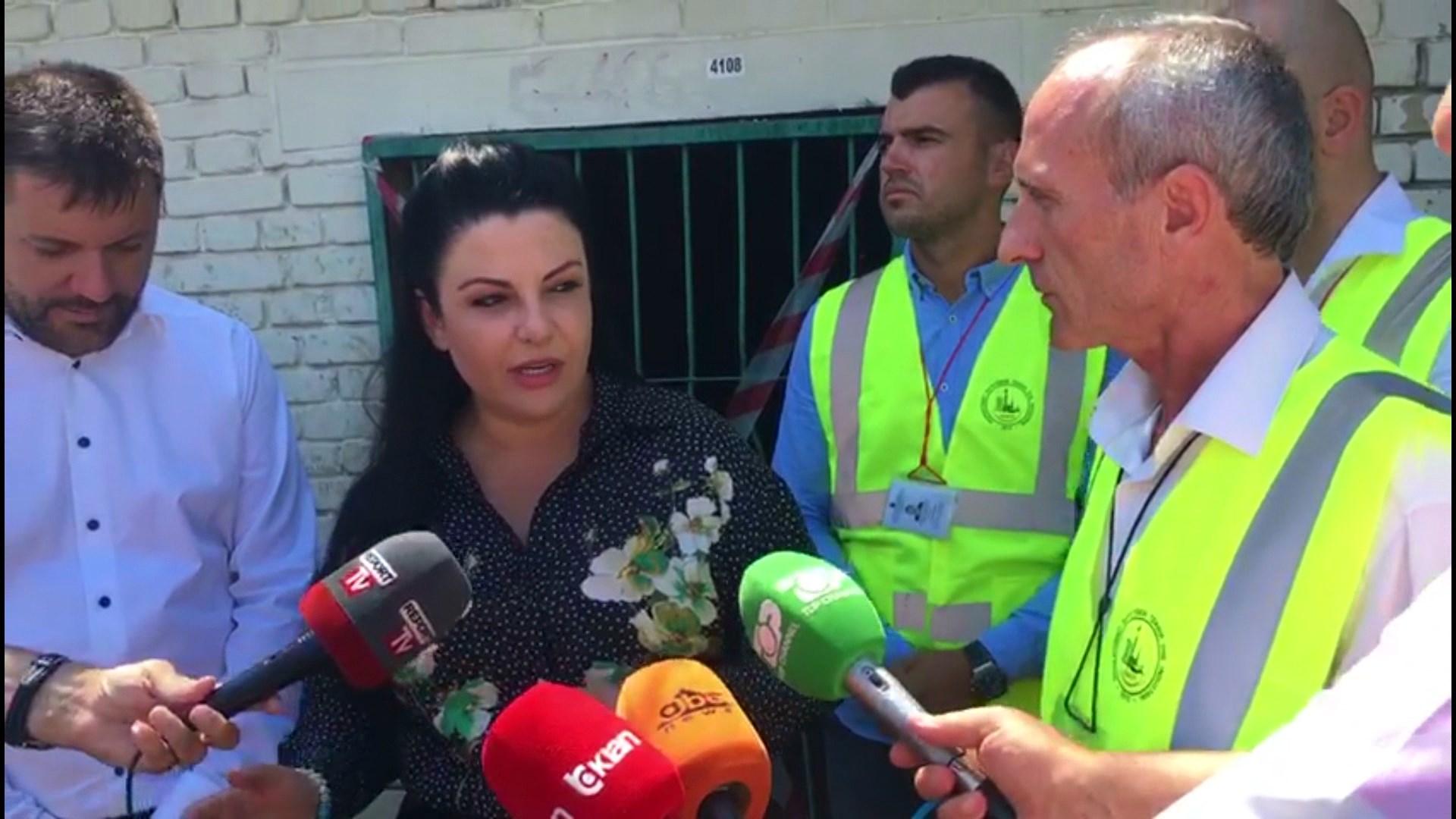 Ballsh, ministrja e Energjetikës bllokon 550 ton naftë