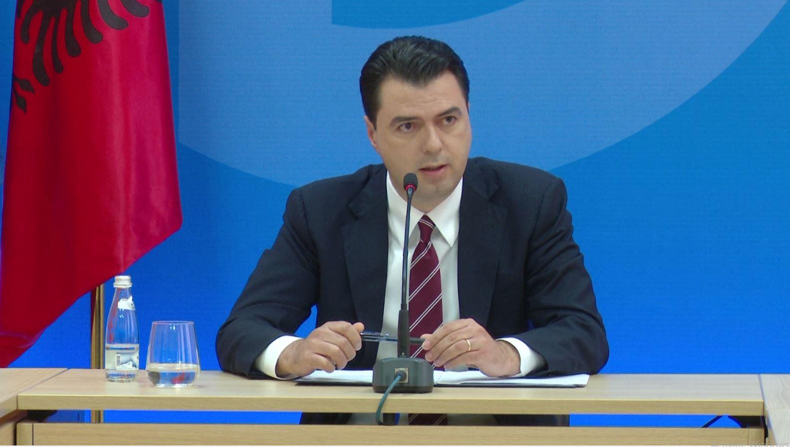 Basha: Ndërkombëtarët janë ndërgjegjësuar, ka konsensus për zgjedhje të parakohshme