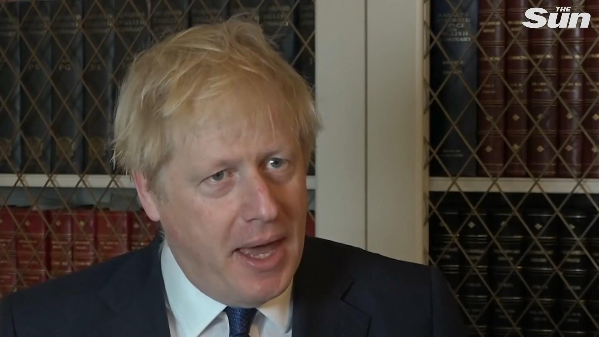 Britani, 1 milion e gjysmë firmat e peticionit kundër mbylljes së parlamentit