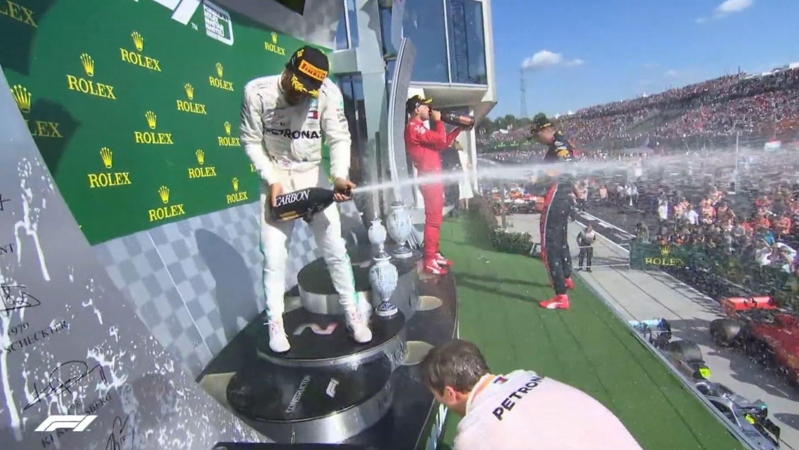 Luis Hemilton fiton Çmimin e Madh të Hungarisë në Formula 1