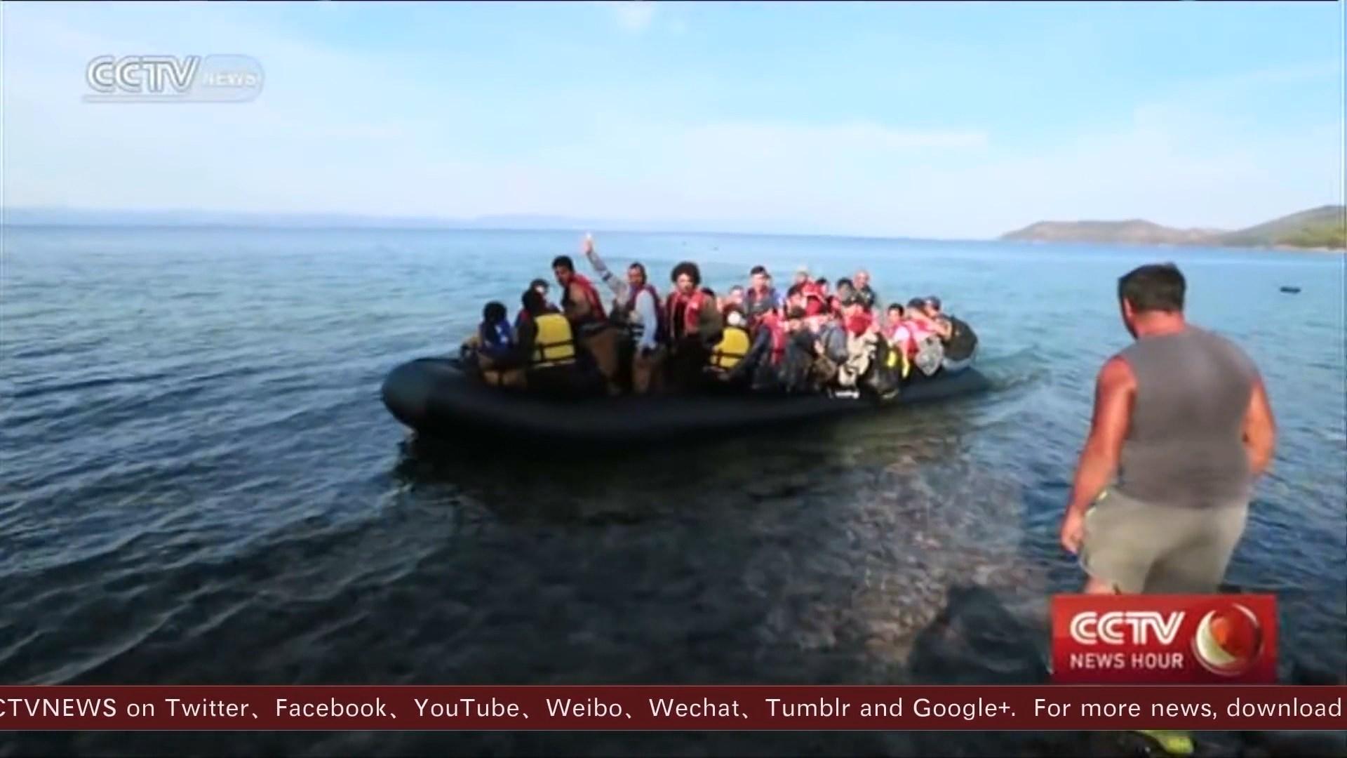 Greqi, mbi 650 emigrantë zbarkojnë në ishullin e Lesbos