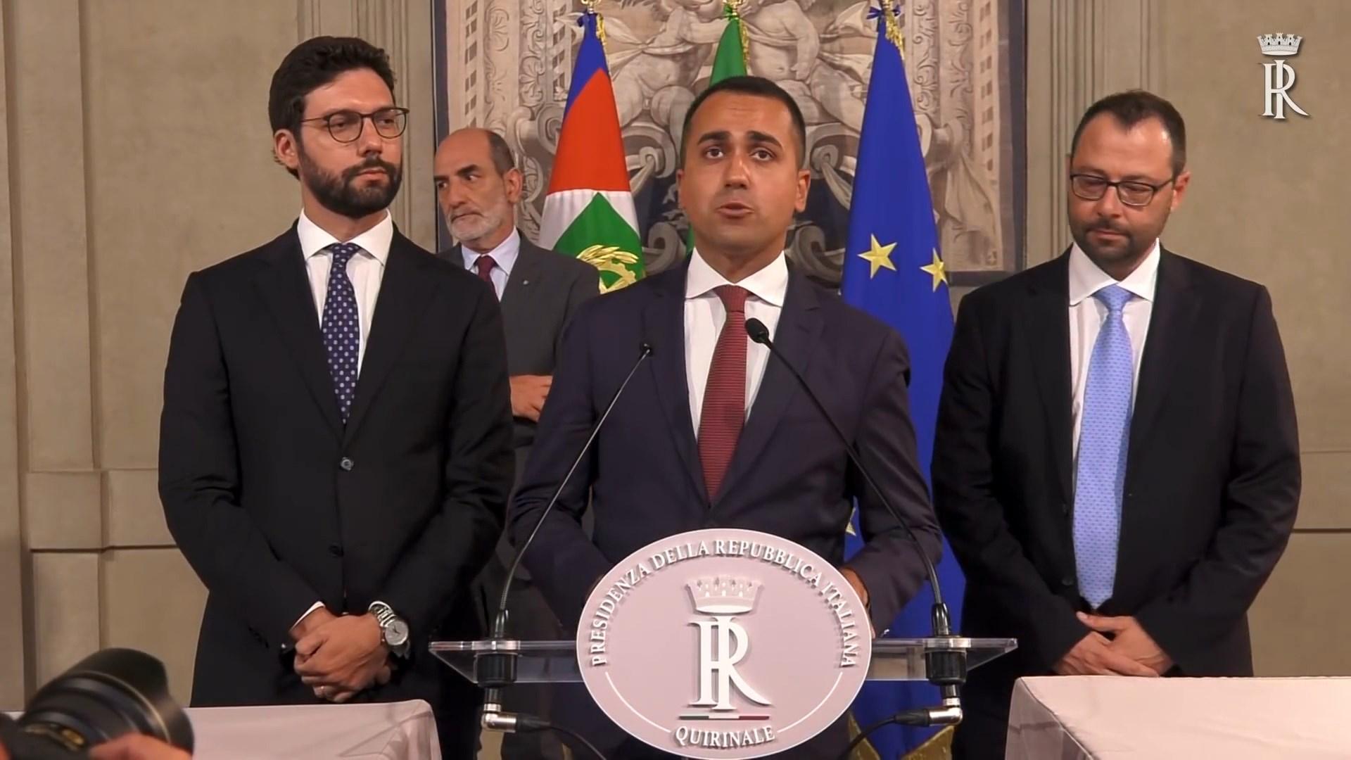 Kriza politike në Itali, përafrohen qëndrimet mes PD dhe Lëvizjes 5 yjet