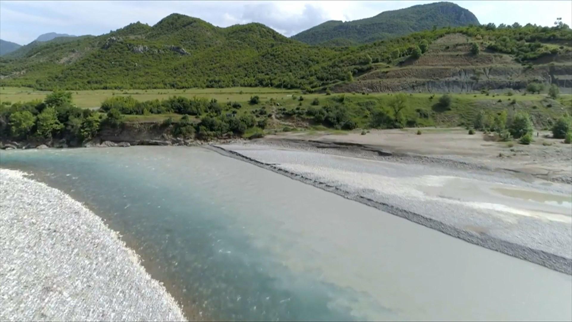 Raporti i BE: Lumenjtë në Shqipëri më të ndoturit në Europë