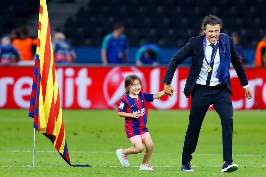 Tragjedi për ish-trajnerin Luis Enrique, humb vajzën 9-vjeçare