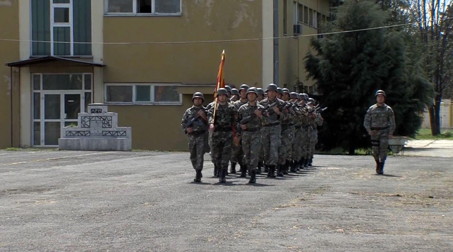 SHBA furnizon me armatime ushtrinë Maqedonisë